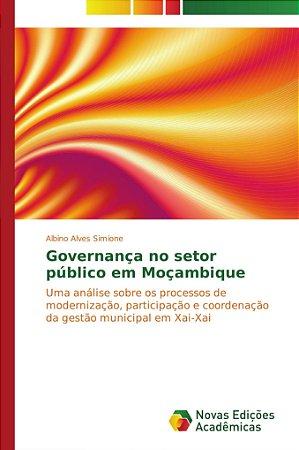 Governança no setor público em Moçambique