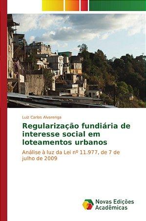 Regularização fundiária de interesse social em loteamentos urbanos