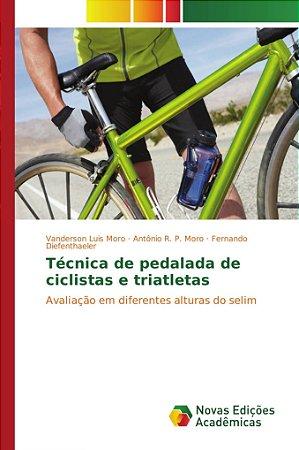 Técnica de pedalada de ciclistas e triatletas