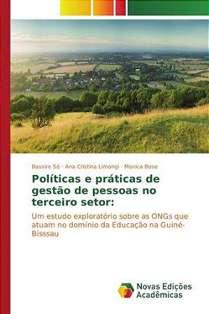 Políticas e práticas de gestão de pessoas no terceiro setor:
