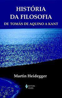História da filosofia, de Tomás de Aquino a Kant
