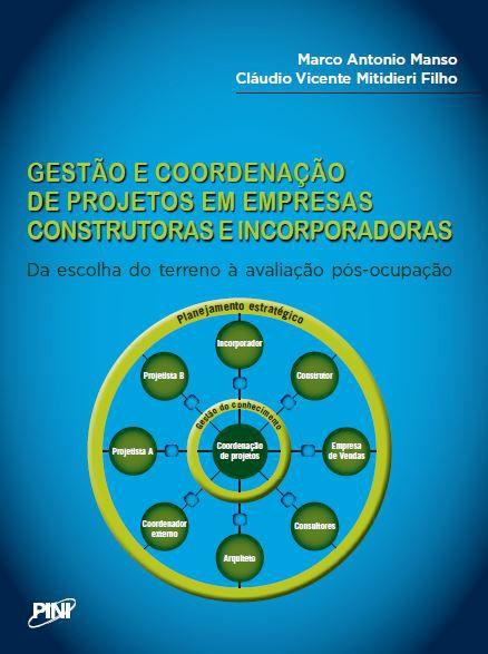 Gestão e Coordenação de Projetos em Construtorass