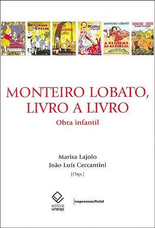 Monteiro Lobato, Livro a Livro