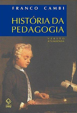 História da Pedagogia
