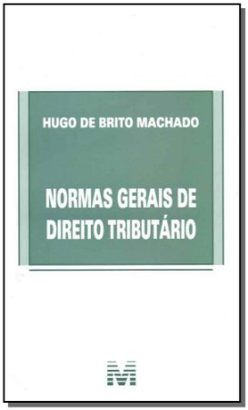 Normas Gerais de Direito Tributário - 01Ed/18