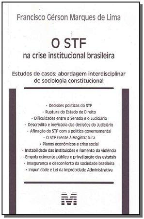 o Stf na Crise Institucional Brasileira