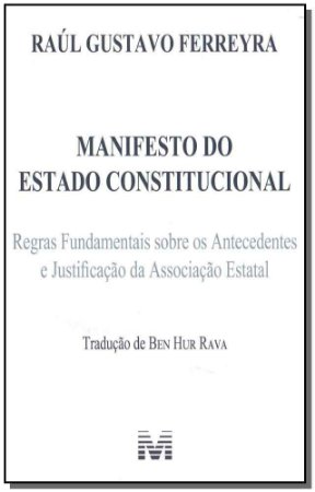 Manifesto do Estado Constitucional - 01Ed/18