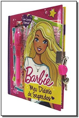 Barbie: Meu Diario de Segredos - Com Caneta