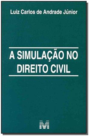 Simulação no Direito Civil, A