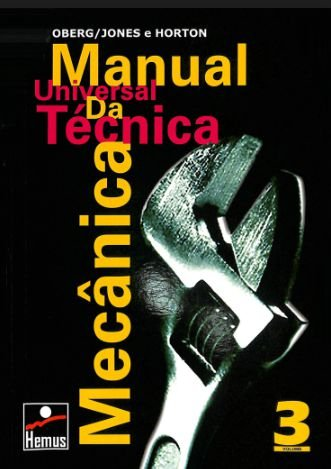 Manual universal técnica mecânica - 3 Volumes