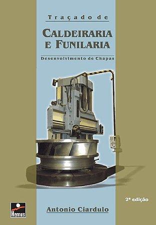 Traçado de caldeiraria e funilaria
