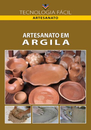 Artesanato em argila