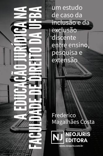 A educação jurídica na Faculdade de Direito da UFBA
