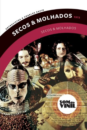 Secos & Molhados; o Som do Vinil