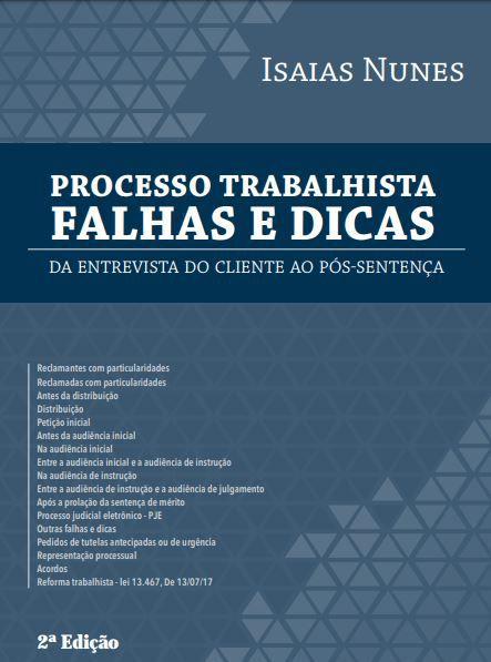 Processo trabalhista: falhas e dicas