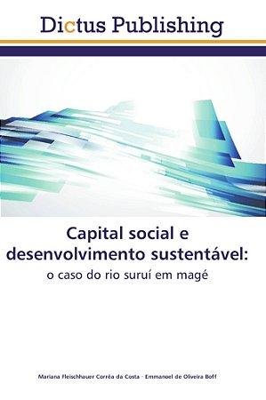 Capital social e desenvolvimento sustentável: