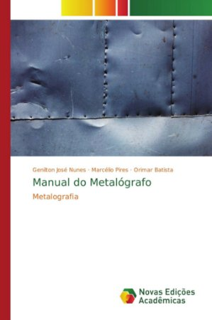 Manual do Metalógrafo