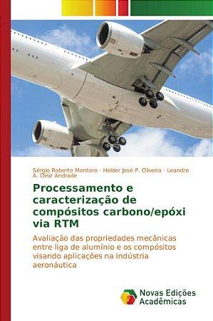 Processamento e caracterização de compósitos carbono/epóxi v