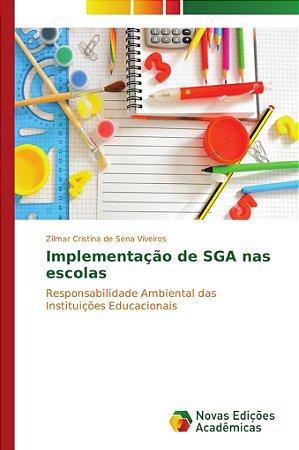 Implementação de SGA nas escolas