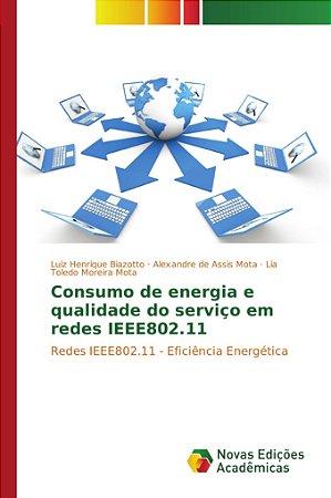 Consumo de energia e qualidade do serviço em redes IEEE802.1