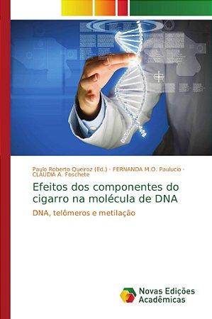 Efeitos dos componentes do cigarro na molécula de DNA