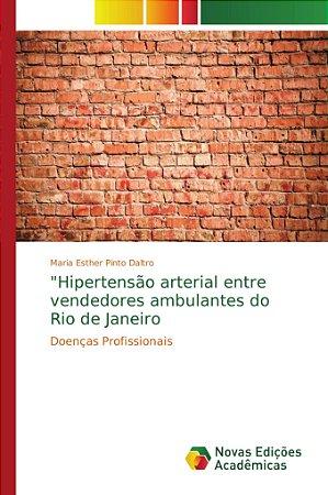 Hipertensão arterial entre vendedores ambulantes do Rio de J