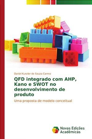 QFD integrado com AHP; Kano e SWOT no desenvolvimento de pro