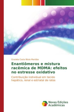 Enantiômeros e mistura racêmica de MDMA: efeitos no estresse