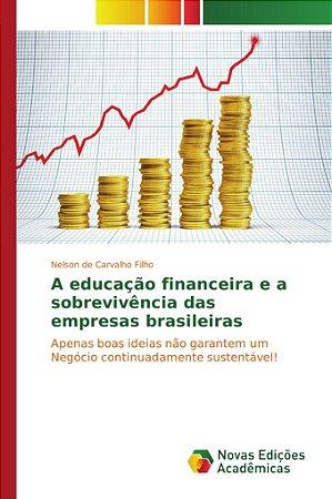 A educação financeira e a sobrevivência das empresas brasile