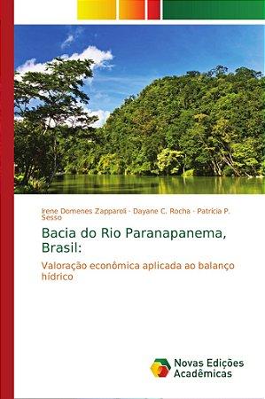 Bacia do Rio Paranapanema; Brasil: