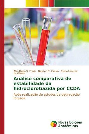 Análise comparativa de estabilidade da hidroclorotiazida por
