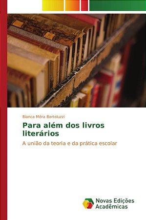 Para além dos livros literários