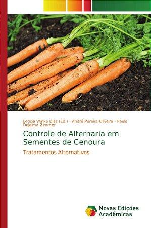 Controle de Alternaria em Sementes de Cenoura