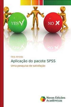 Aplicação do pacote SPSS