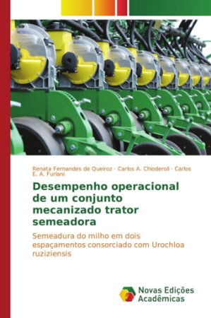 Desempenho operacional de um conjunto mecanizado trator seme