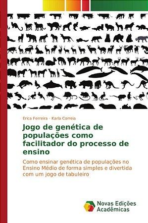 Jogo de genética de populações como facilitador do processo