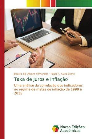 Taxa de Juros e Inflação