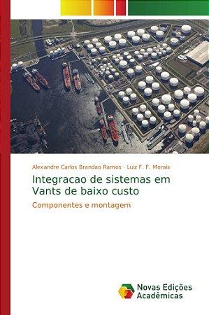 Integracao de sistemas em Vants de baixo custo