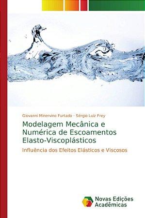 Modelagem Mecânica e Numérica de Escoamentos Elasto-Viscoplá