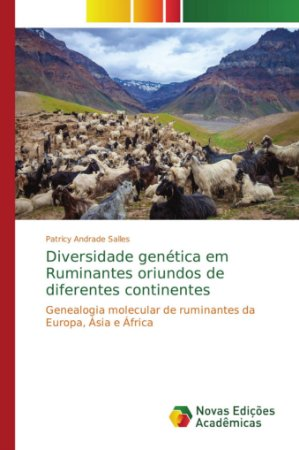 Diversidade genética em Ruminantes oriundos de diferentes co