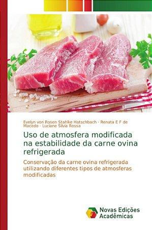 Uso de atmosfera modificada na estabilidade da carne ovina r