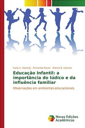 Educação Infantil: a importância do lúdico e da influência f