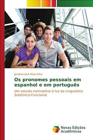 Os pronomes pessoais em espanhol e em português