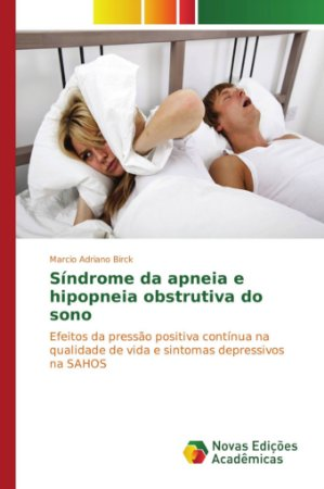 Síndrome da apneia e hipopneia obstrutiva do sono
