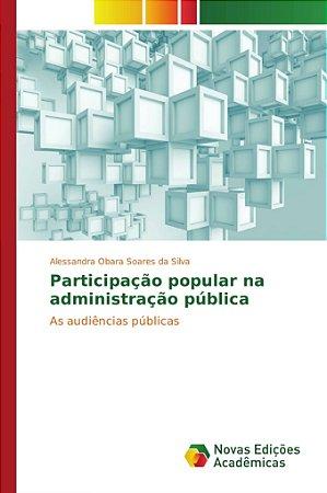 Participação popular na administração pública