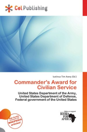 Commander's Award for Civilian Service