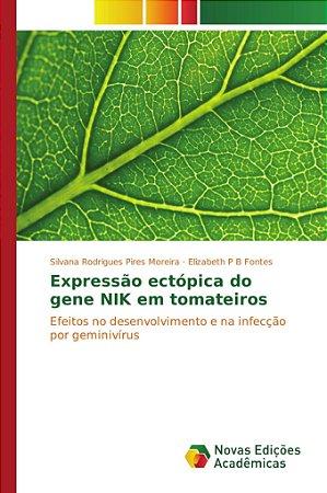 Expressão ectópica do gene NIK em tomateiros