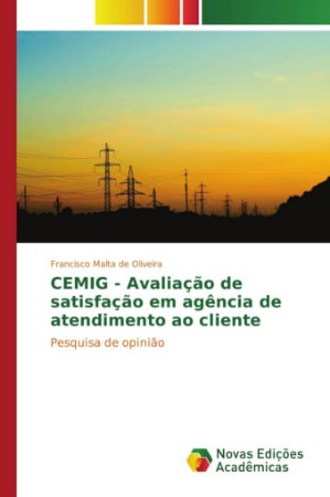 CEMIG - Avaliação de satisfação em agência de atendimento ao