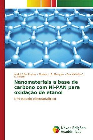 Nanomateriais a base de carbono com Ni-PAN para oxidação de