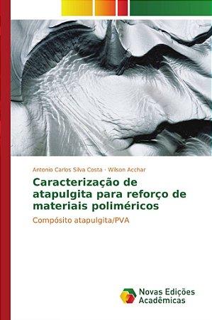 Caracterização de atapulgita para reforço de materiais polim